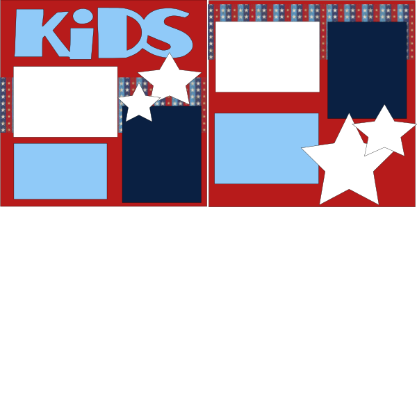 KIDS  -basic page kit