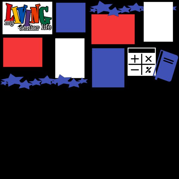 SENIOR LIFE SCHOOL  --   page kit
