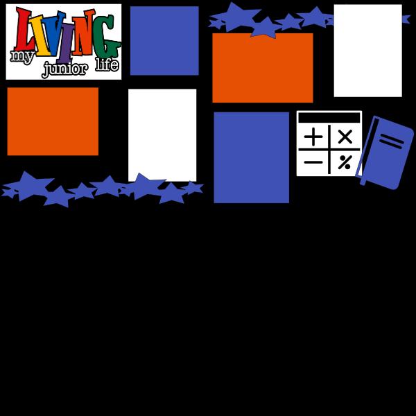 JUNIOR LIFE SCHOOL   --   page kit