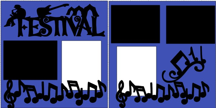 MUSIC FESTIVAL   -  page kit