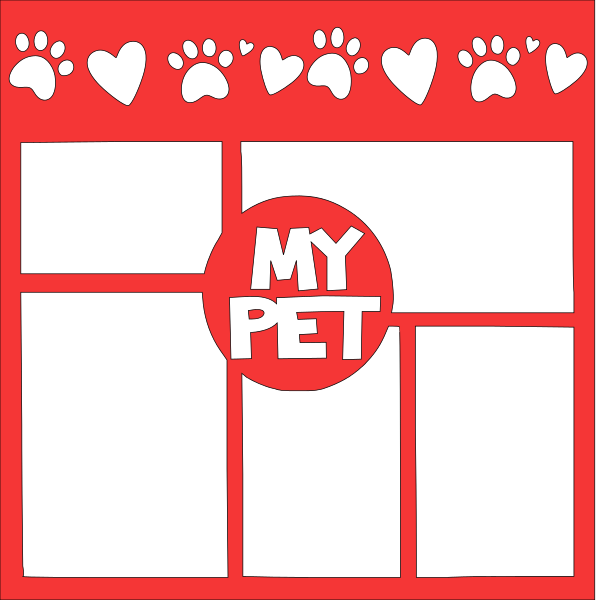 MY PET  OVERLAY -1 PAGE