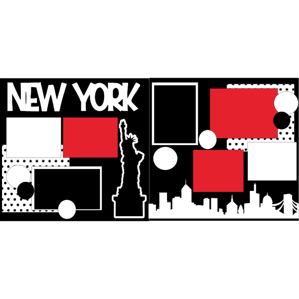 NEW YORK (CITY)  -basic page kit