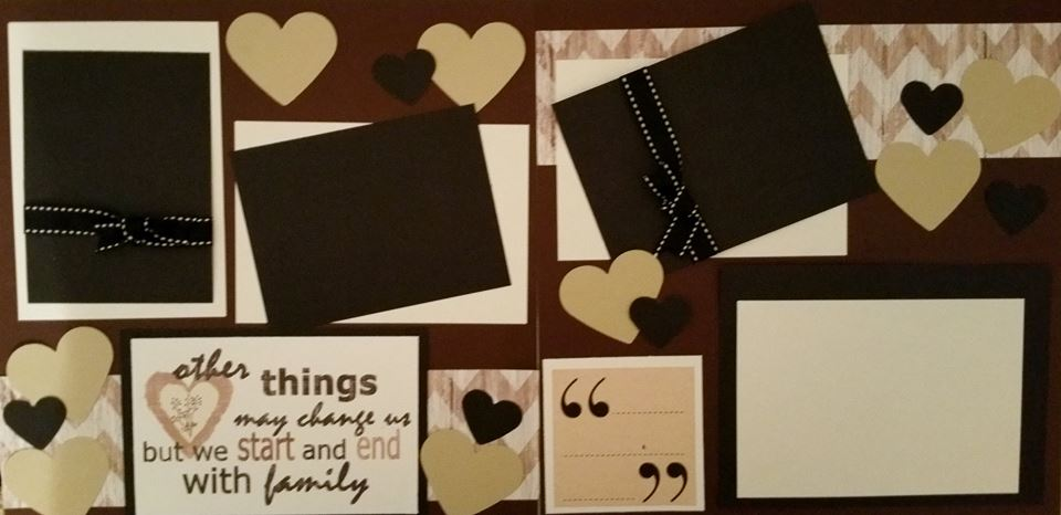 FAMILY OTHER THINGS MAY CHANGE  page kit