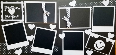 clearance PICTURE PERFECT (CAMERA)  Page Kit