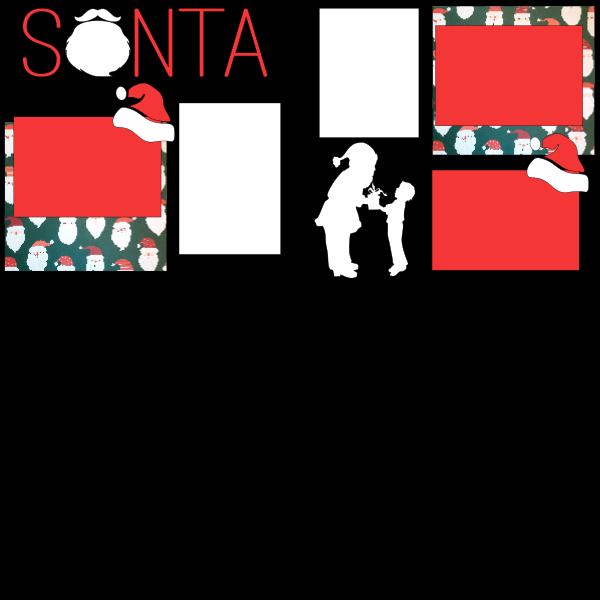 SANTA BOY VERSION   -basic page kit