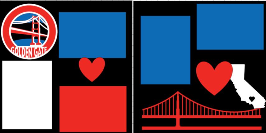SAN FRANCISCO -  page kit