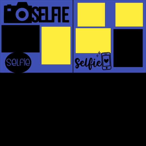SELFIE--  page kit