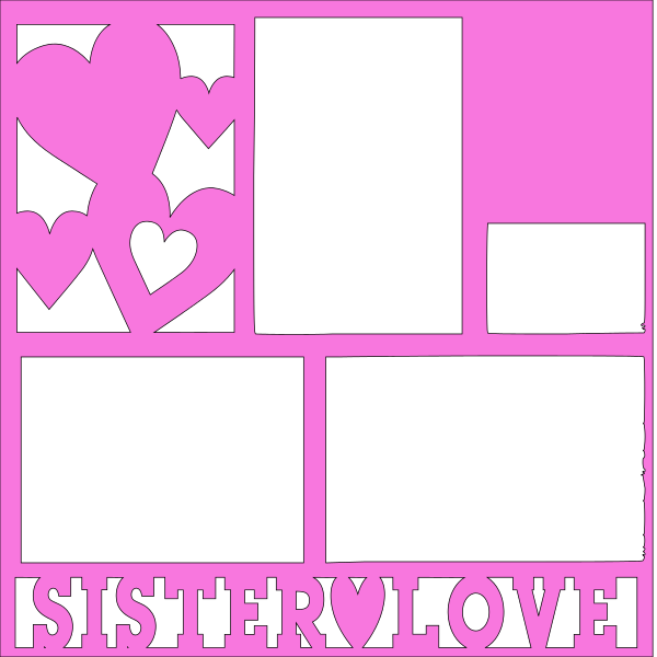 SISTER LOVE  OVERLAY -1 PAGE