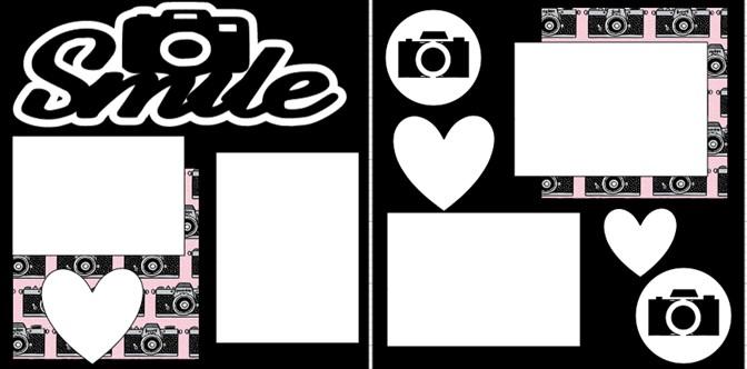 SMILE (CAMERA)   -  page kit