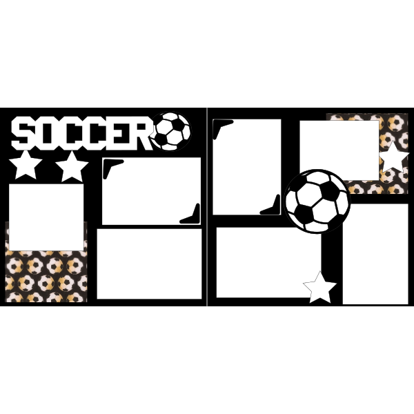 SOCCER **** -basic page kit