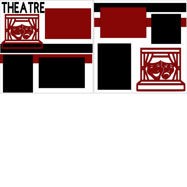 THEATRE--  page kit