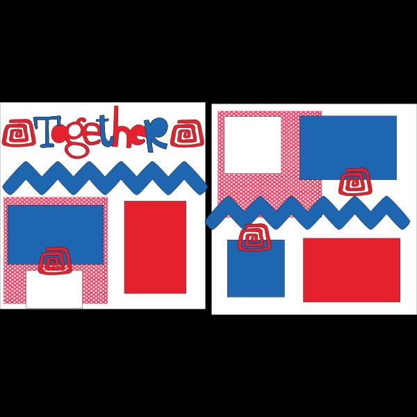 TOGETHER  -basic page kit