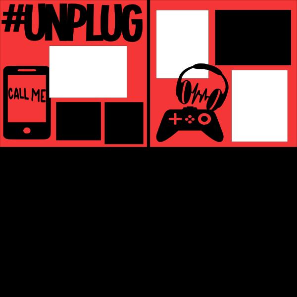 unplug --  page kit