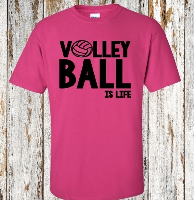 VOLLEYBALL IS LIFE  SHIRT