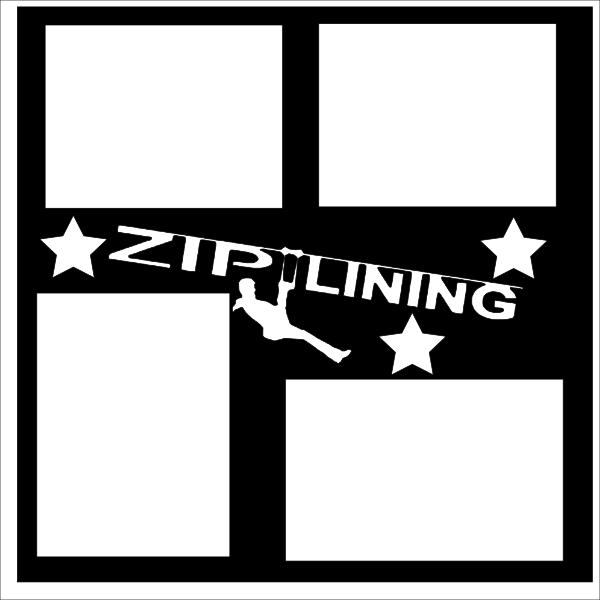 Zip line 1 page Overlay
