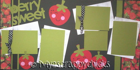 BERRY SWEET *     - Page Kit