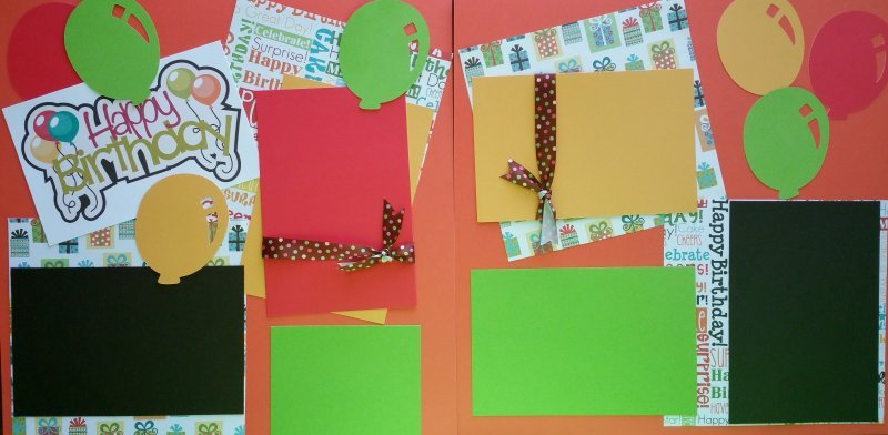 BIRTHDAY +* page kit