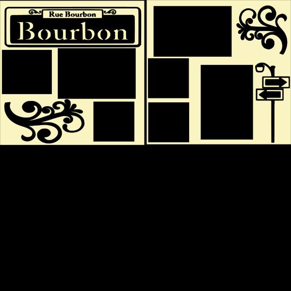 Bourban Street --  page kit