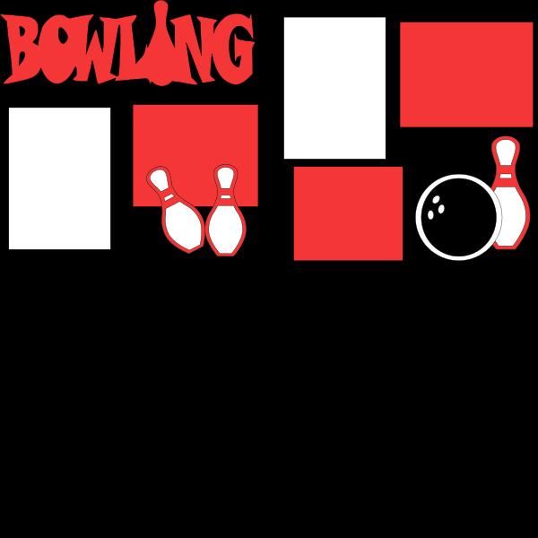 Bowling--  page kit