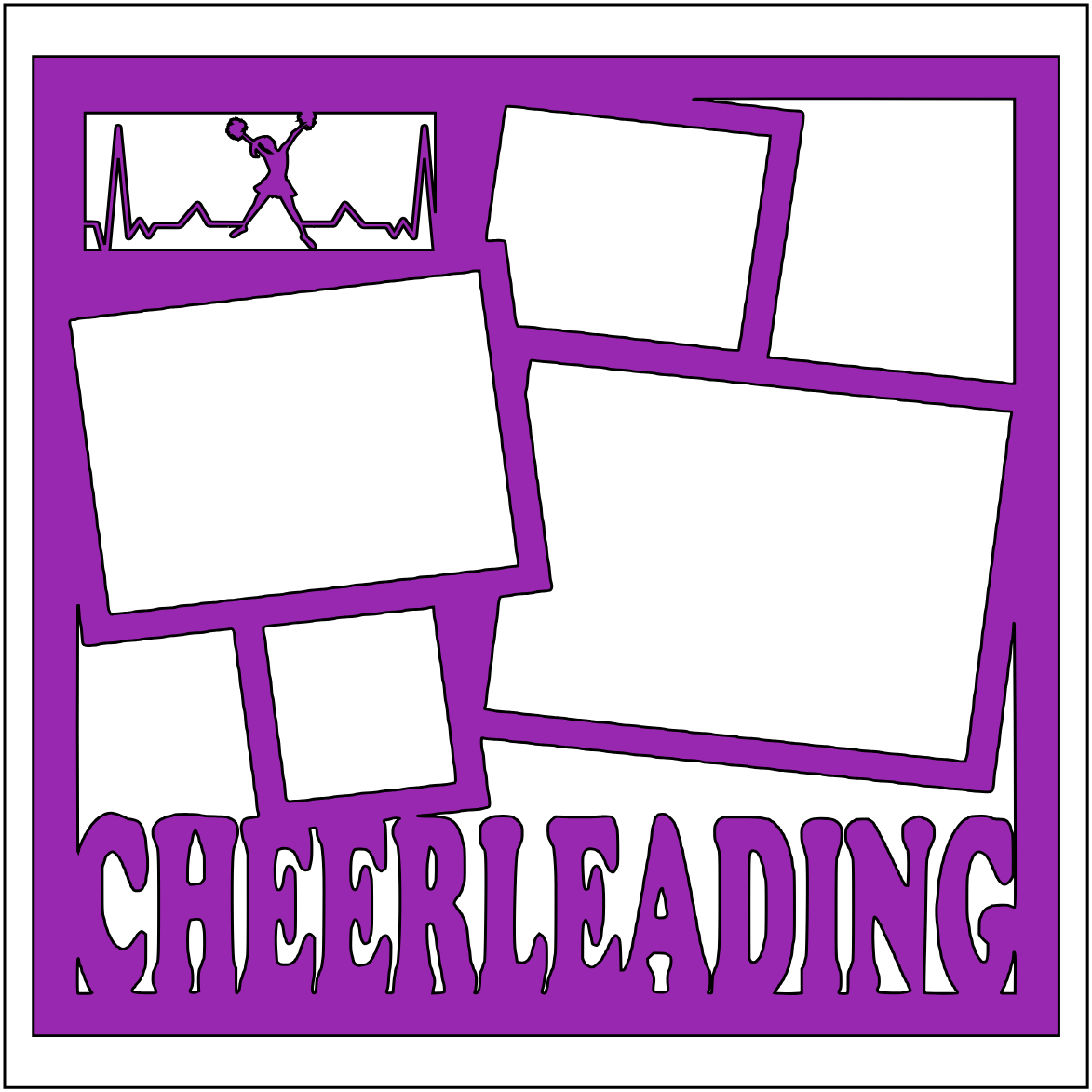 CHEERLEADING 1 PAGE OVERLAY