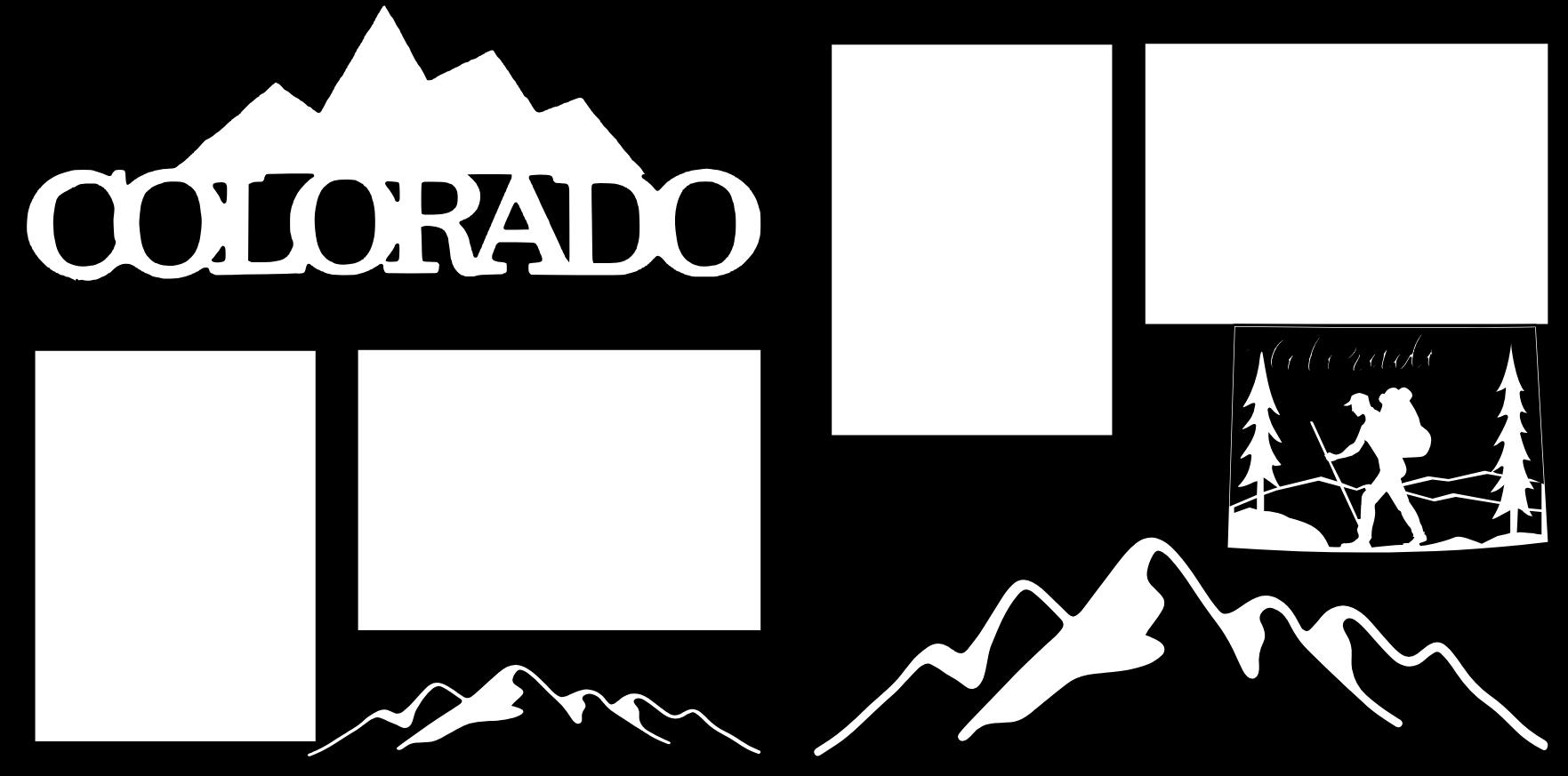 Colorado--  page kit