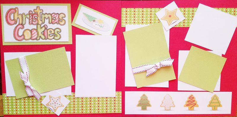 CHRISTMAS COOKIES!   page kit