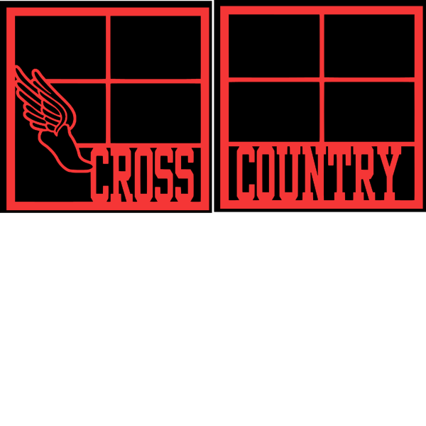 CROSS COUNTRY --  page kit