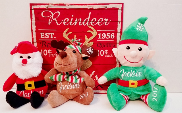 PERSONALIZED CHRISTMASS ELF
