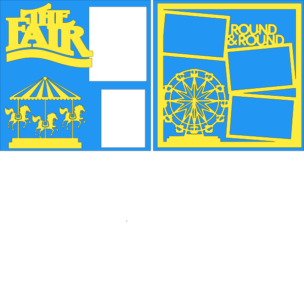 The Fair --  page kit