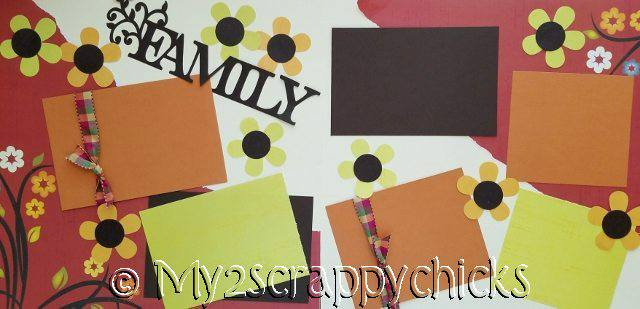 FAMILY 2 PAGE KIT
