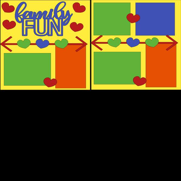 FAMILY FUN += -basic page kit