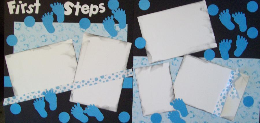 First Steps Boy Page it