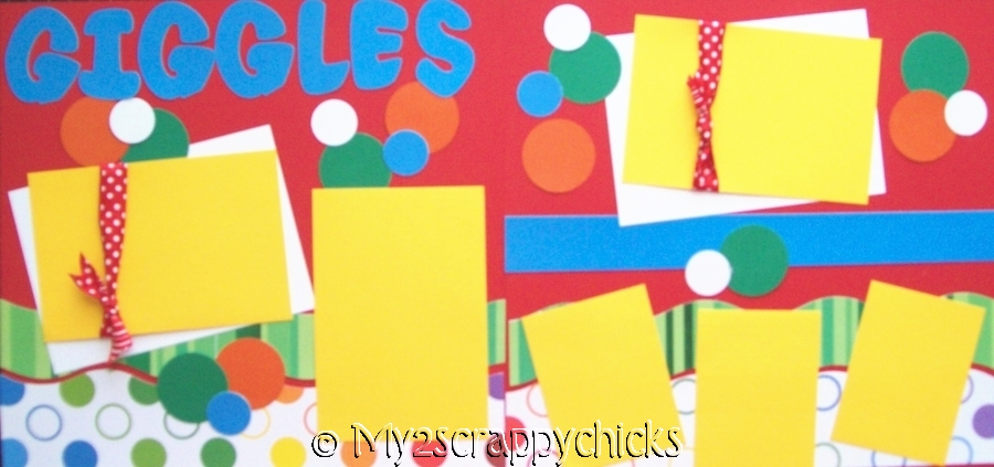 giggles Page Kit