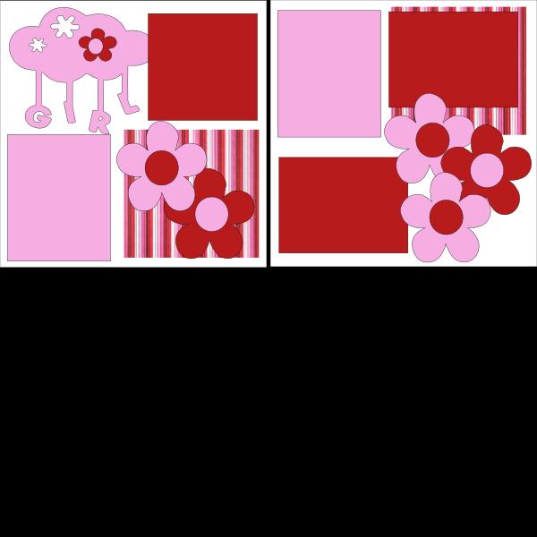 GIRL -basic page kit