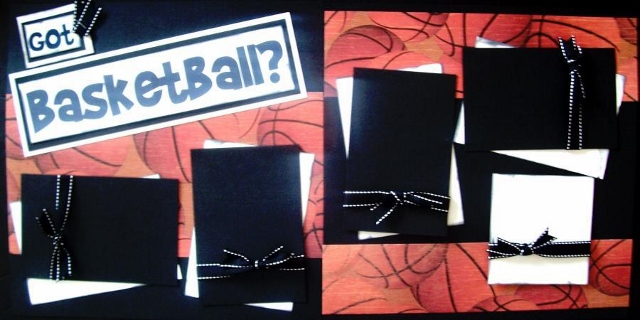 Got Basketball ? Page Kit