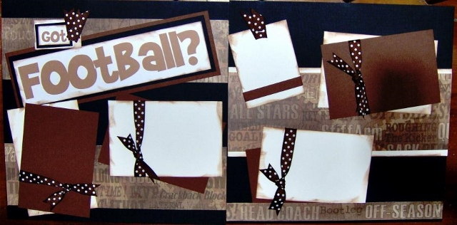 Got Football? Page Kit