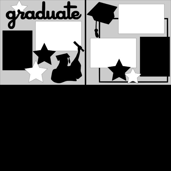 Graduate --  page kit