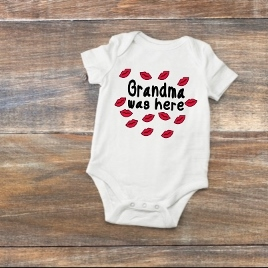 Grandma was here t-shirt