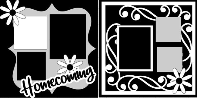 HOMECOMING 2021**  -  page kit