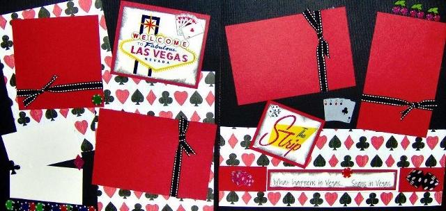 Las Vegas ++  Page Kit