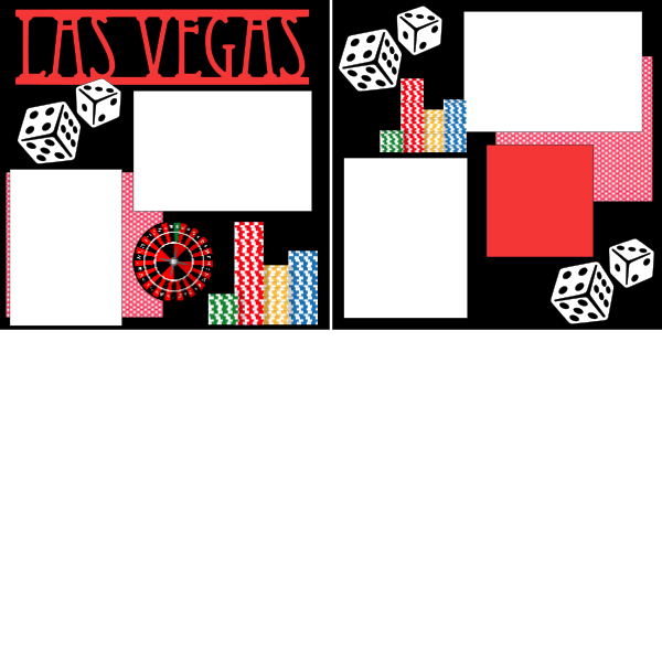 LAS VEGAS TRAVEL  -basic page kit