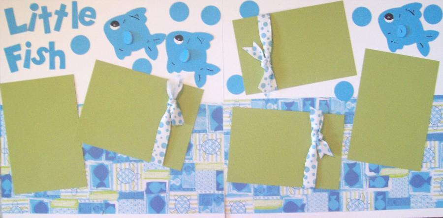 little fish page kit