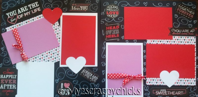 LOVE OF MY LIFE    page kit