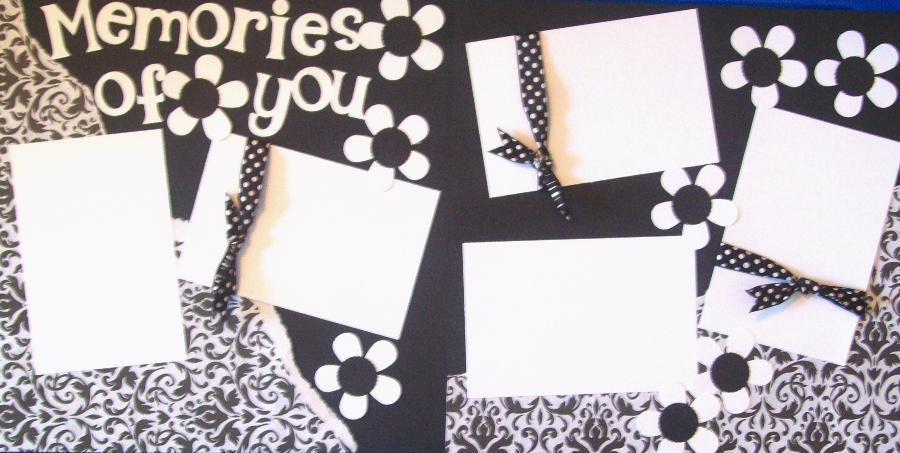Memories of You  Page Kit