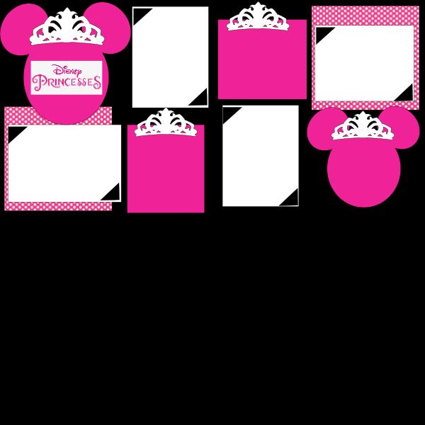 OUR DISNEY PRINCESS  -   Page Kit