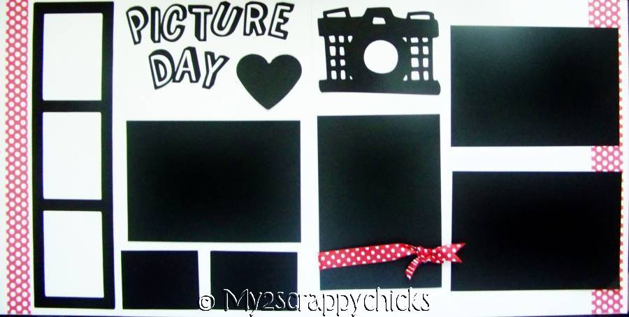 Picture Day page kit