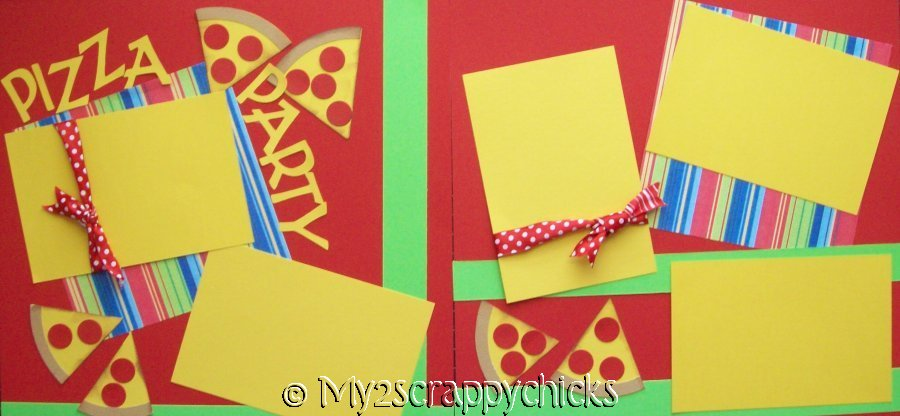 Pizza Party   - page kit
