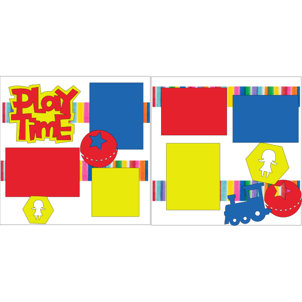 PLAYTIME  ***  -- basic  Page Kit