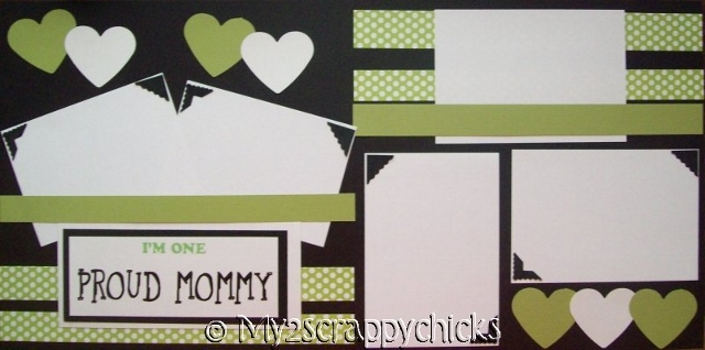 PROUD MOMMY  page kit