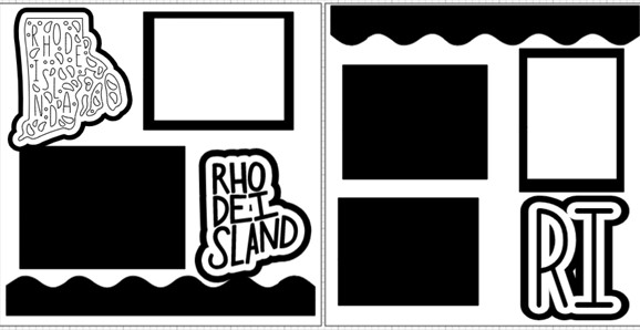 RHODE ISLAND    -  page kit